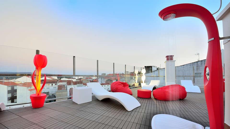 Hotel Spa Norat O Grove 3* Superior - edit_terrace2.jpg