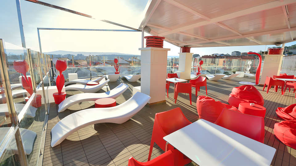 Hotel Spa Norat O Grove 3* Superior - edit_terrace.jpg
