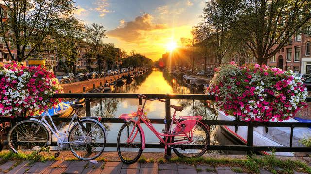 Comodidad y tranquilidad en Ámsterdam