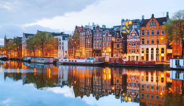 Descubre Ámsterdam, Amstelveen y la bahía del IJ