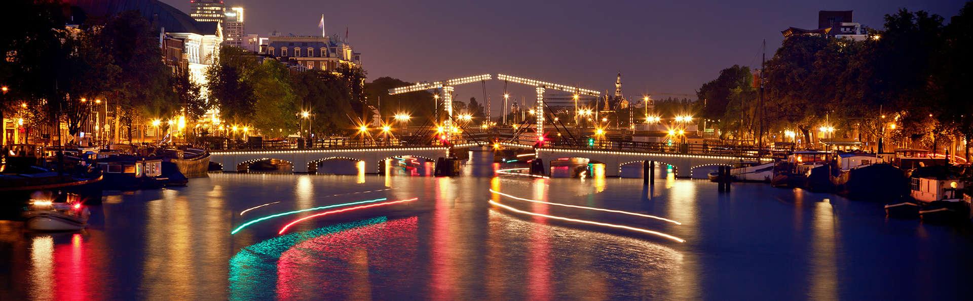 Séjour dans un hôtel 3 étoiles à Amsterdam près d'Amstel