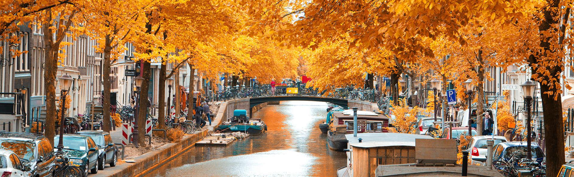 ¡Descubre Ámsterdam y sus muchas atracciones!