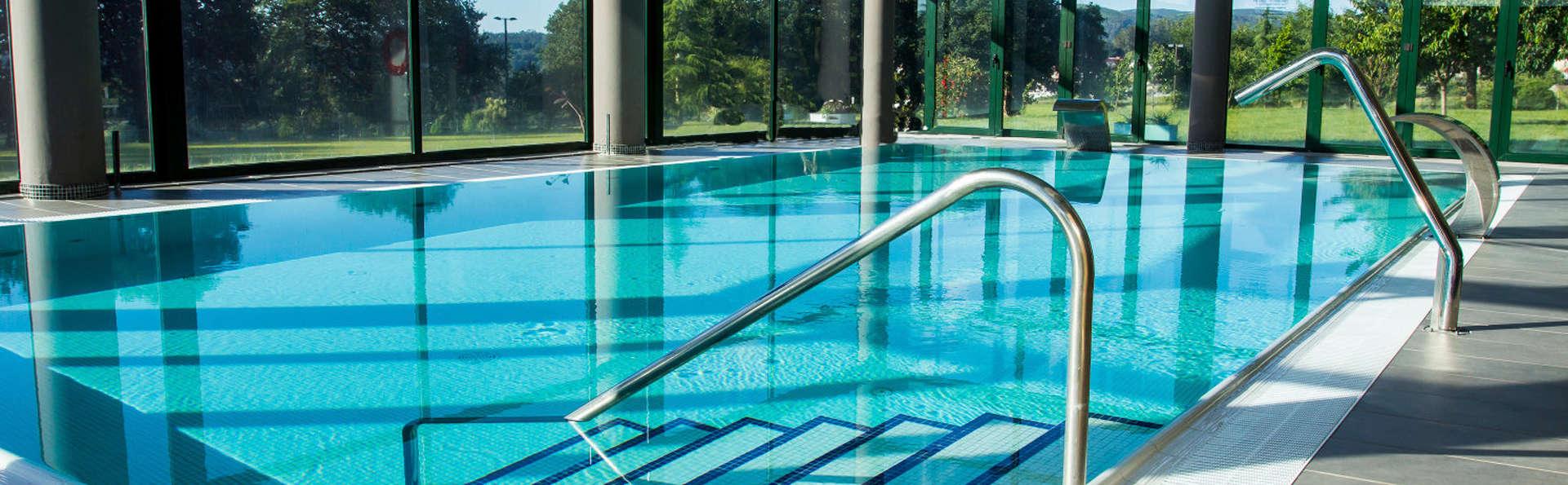 Prioriza tu bienestar con una sesión de spa en un hotel en plena naturaleza (desde 2 noches)
