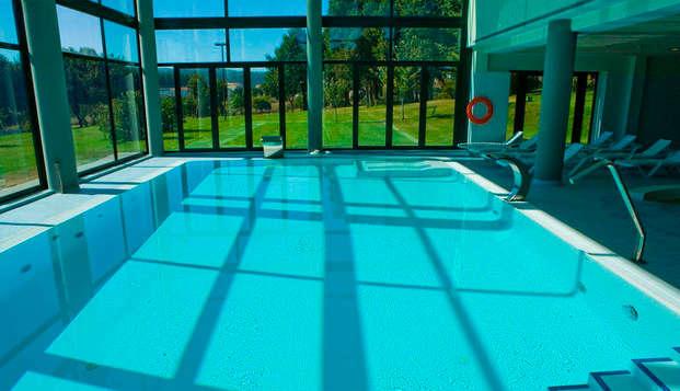 Escapada Relax con acceso al Spa en un entorno idílico en Vía de la Plata