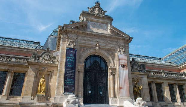 Culture avec entrée au Musée des Beaux-Arts