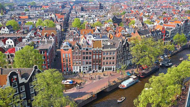 Relajante estancia cerca de la hermosa ciudad de Amsterdam