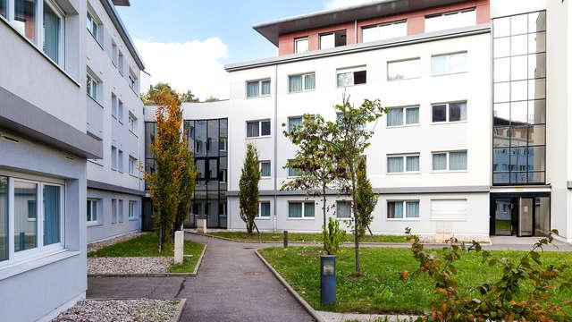 Week-end dans un appartement 4 personnes à côté du Lac d'Annecy