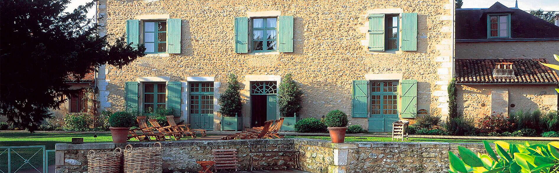 Dîner et détente dans un village de charme près de Poitiers (avec accès spa offerts)