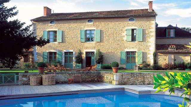Charme et détente dans un joli village près de Poitiers (accès spa offerts)