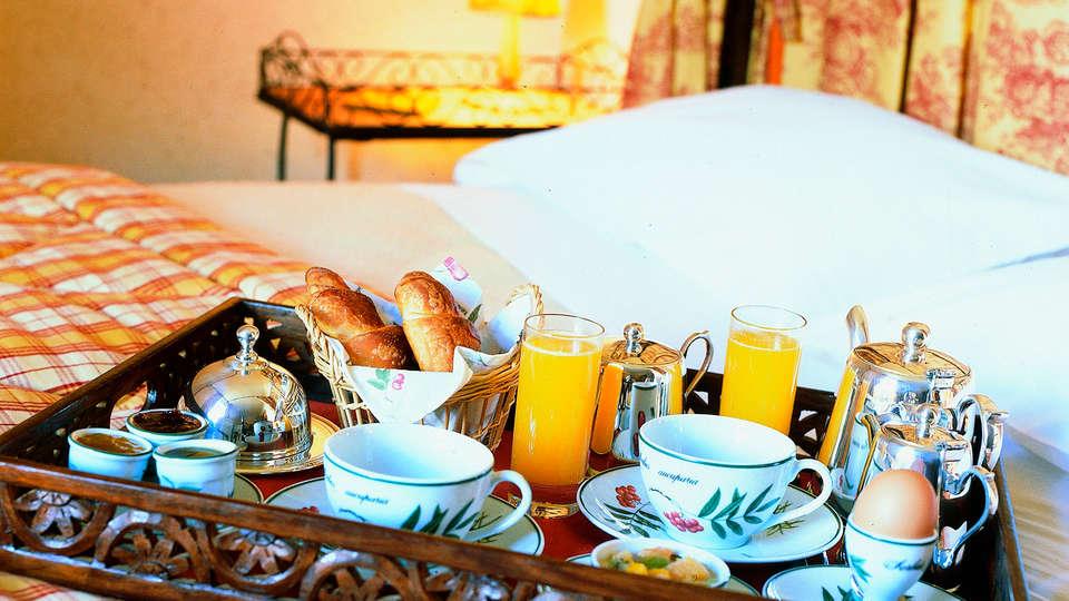 Hôtel Restaurant Les Orangeries - edit_Restaurant_Les_Orangeries_chambre_jardin.jpg