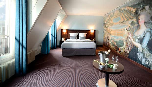 Hotel le Versailles - room