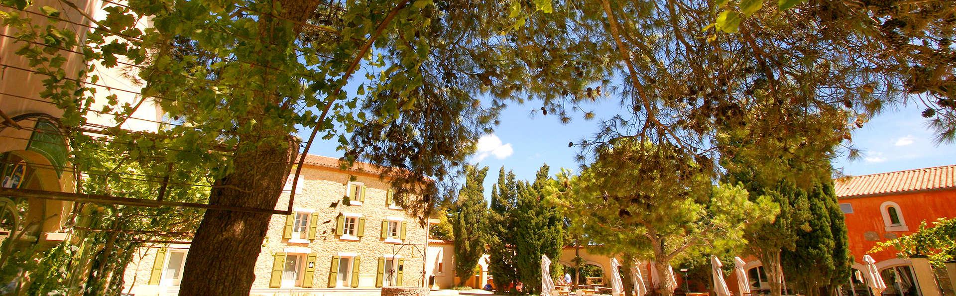 Séjour de charme et dégustation au cœur d'un vignoble près de Narbonne