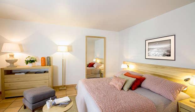 Chateau l Hospitalet - Room