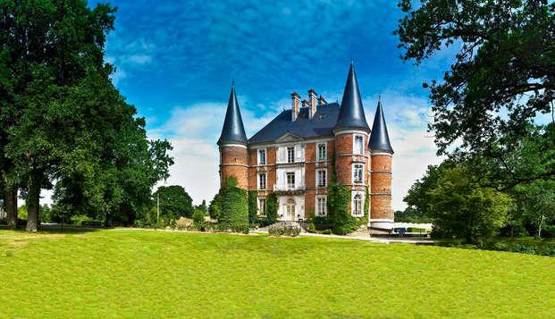 Escapade luxueuse dans un chateau 5* près de Rennes