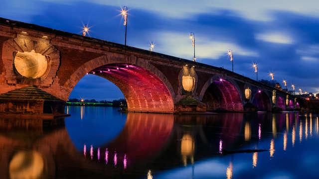 Escapade au bord de la Garonne à Toulouse