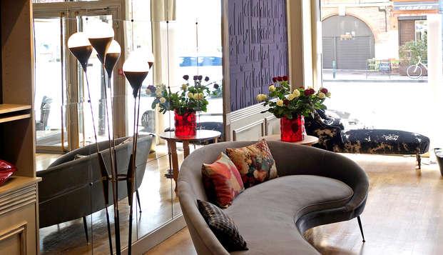 Hotel des Beaux Arts - Lounge
