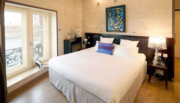 Hotel des Beaux Arts - Room