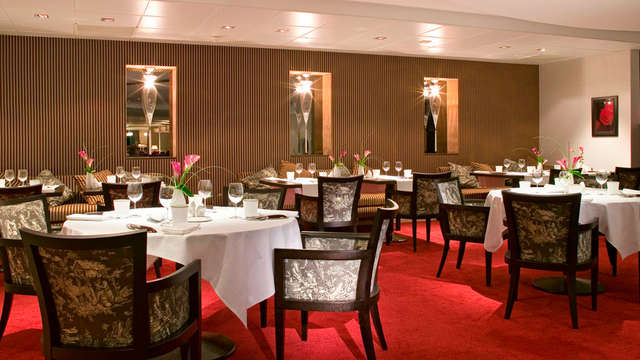 Pullman Bordeaux-Lac - restaurant