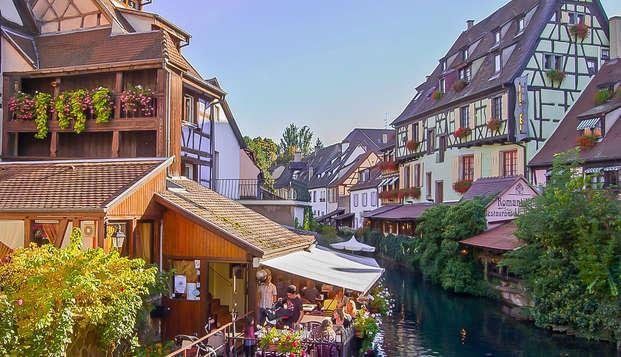 Séjour bien-être à Obernai