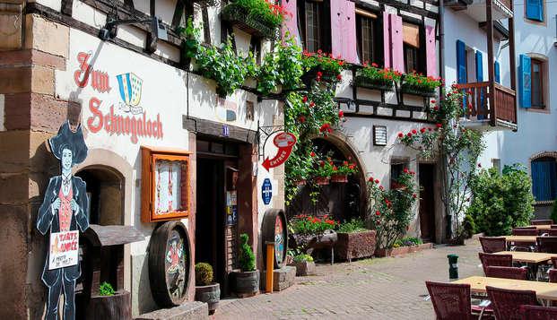 Offre Spéciale : Week-end bien-être à Obernai