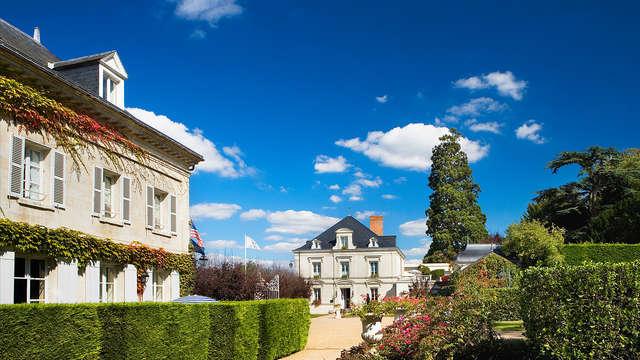 Séjour romantique au cœur des châteaux de la Loire