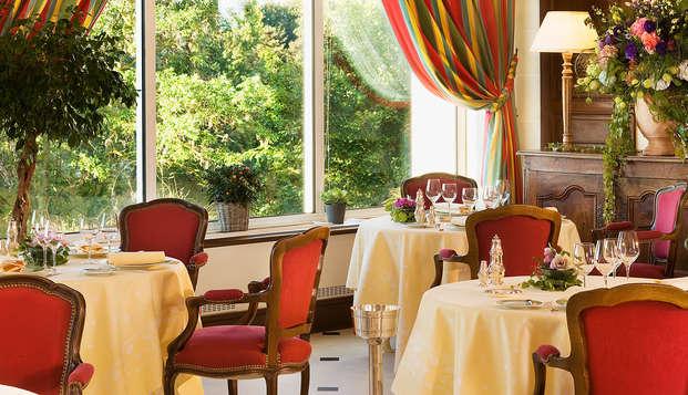 Cena gastronómica y brunch a orillas del Loira en Amboise