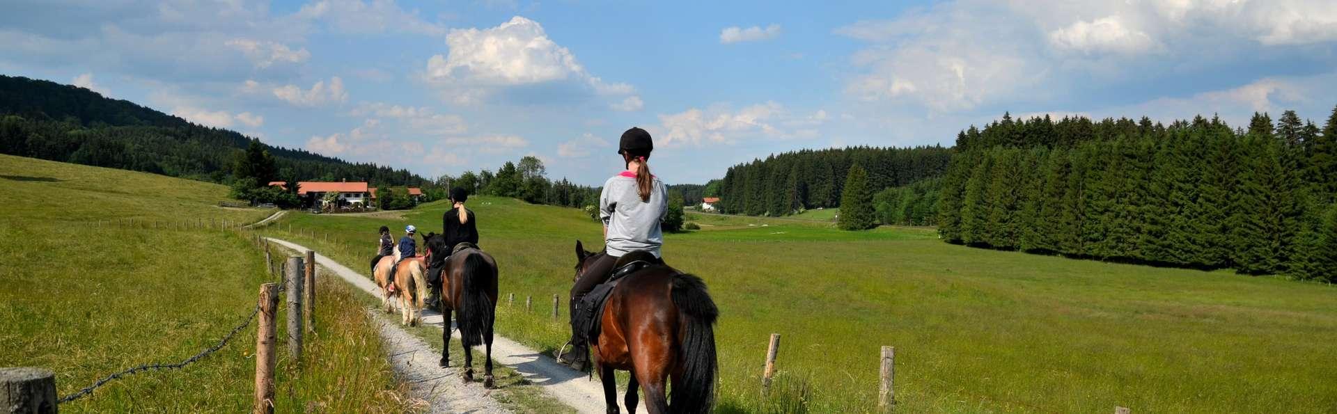 Escapada con paseo a caballo por Suances en un antigua casa rural del s.XIX