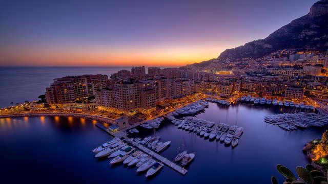 Escapade dans la principauté de Monaco
