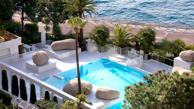 Ga deze zomer naar Monaco, in een kamer met uitzicht op de zee!(vanaf 2 nachten)