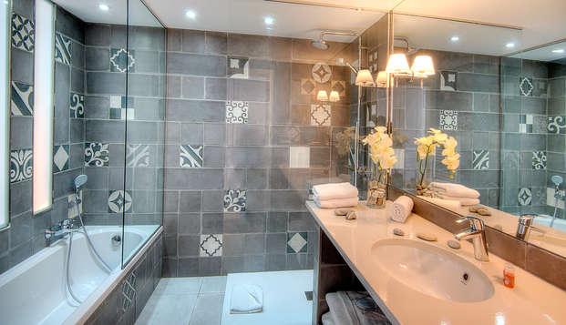 La Bastide de l Oliveraie - Bathroom