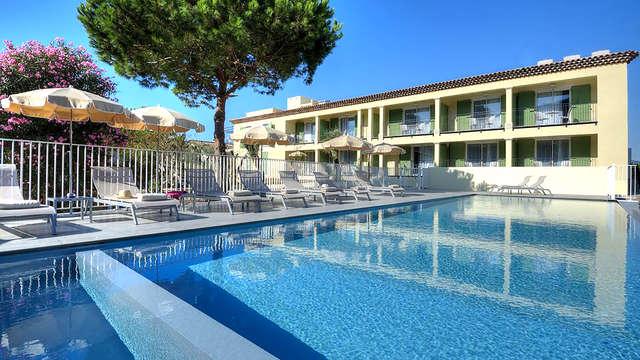 Relaxation avec accès au spa aux portes de Cannes