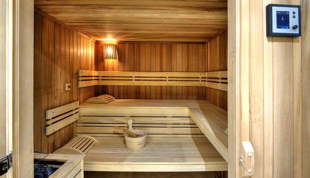 La Bastide de l Oliveraie - sauna