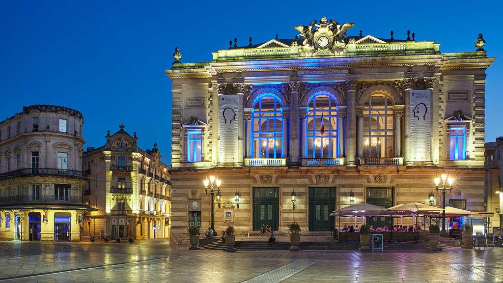 Séjour Montpellier - Week-end au coeur du centre historique de Montpellier  - 4*