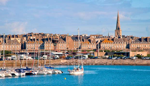 Offre Exceptionnelle : Venez profiter d'une virée à Saint-Malo dans un hôtel 4*