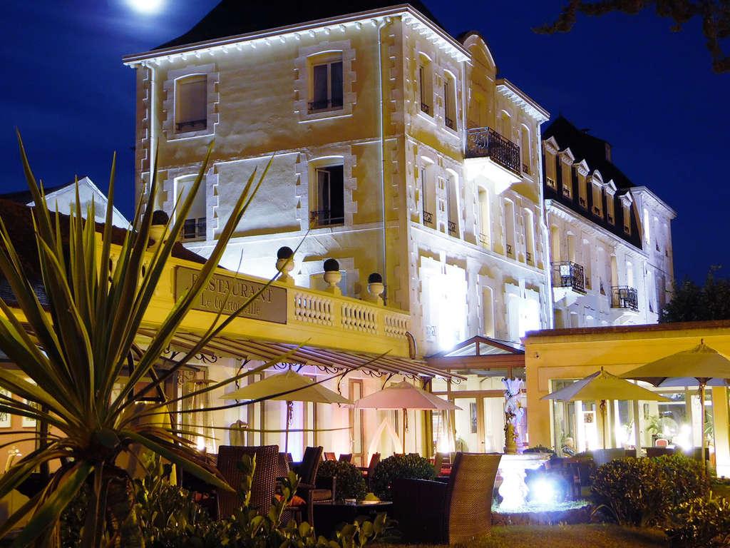 Séjour Saint-Malo - Escapade romantique à Saint Malo, champagne et détente à deux  - 4*