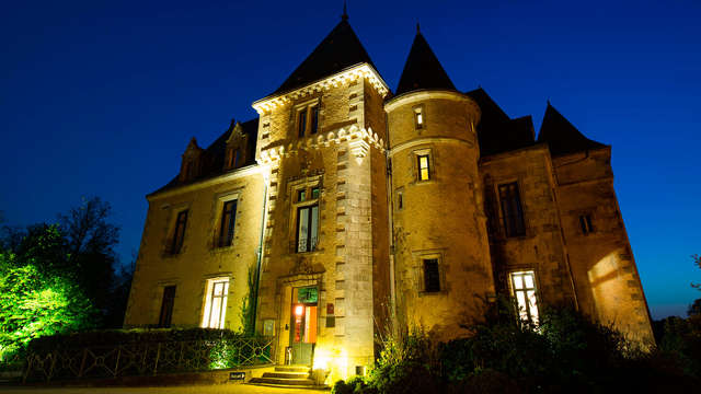Évadez-vous avec votre moitié dans un château du XIXe siècle
