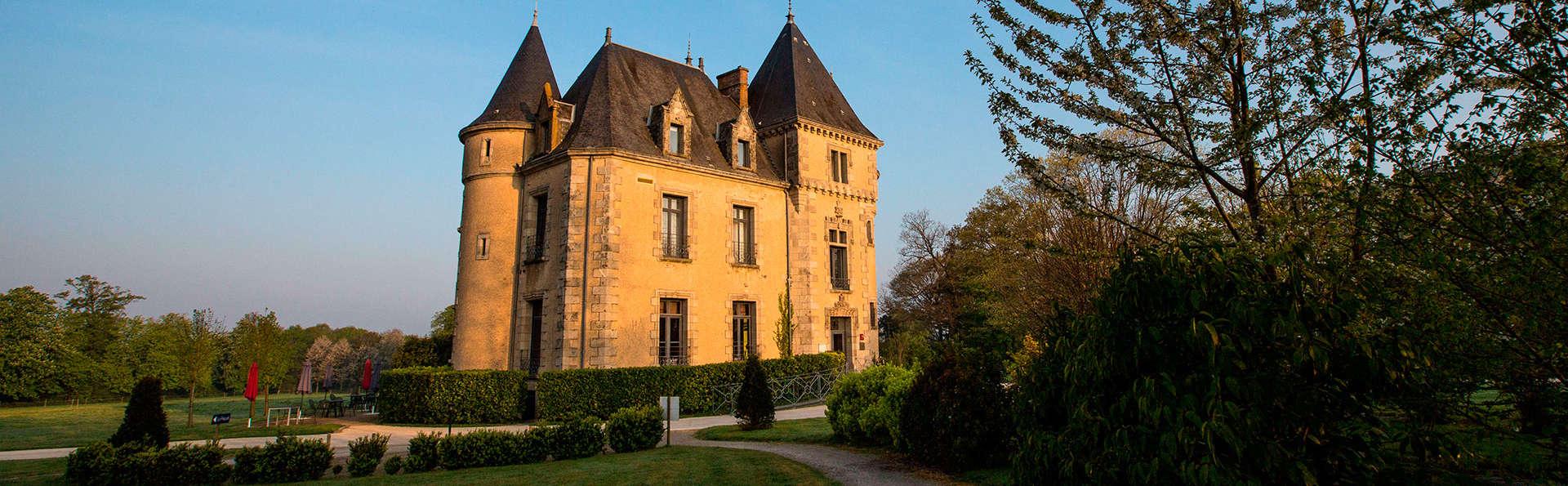 Week-end dans un château près des Sables-d'Olonnes