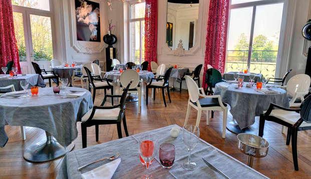 Week-end avec dîner dans un majestueux domaine près des Sables d'Olonnes