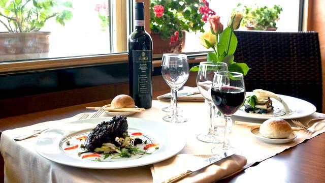 Weekend a Roma in hotel 4* con cena nel ristorante panoramico