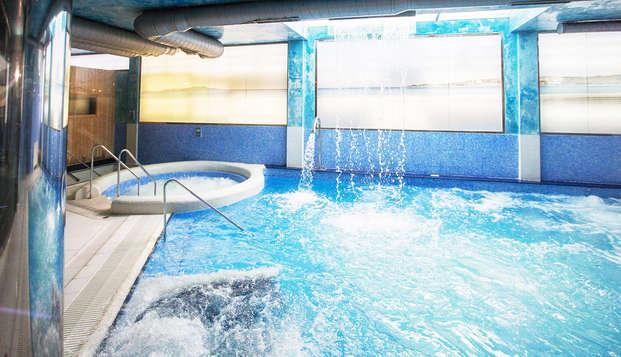 Escapada Relax con Tratamiento, acceso al Spa y entrada al casino en O Grove (desde 2 noches)