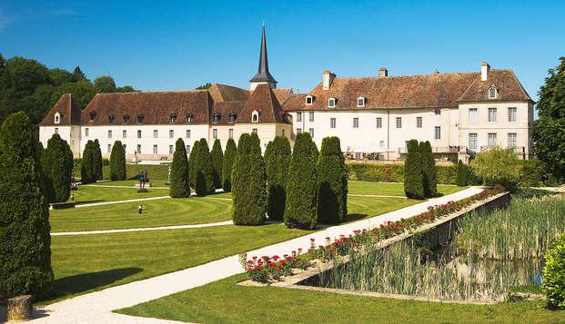 Séjour dans un château avec dégustation au château de Pommard