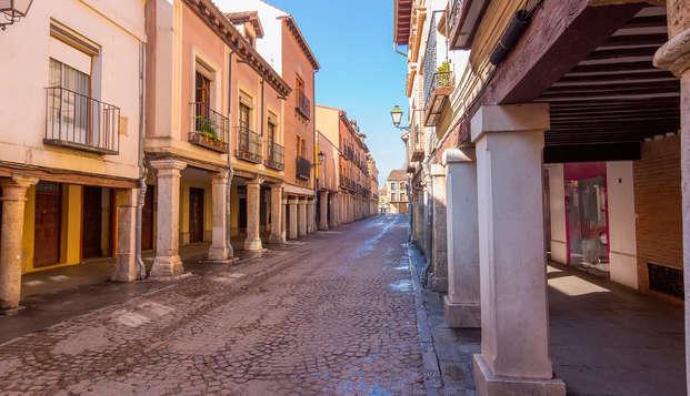Paseo en bus turístico por Madrid y encanto en este hotelito de Alcalá de Henares