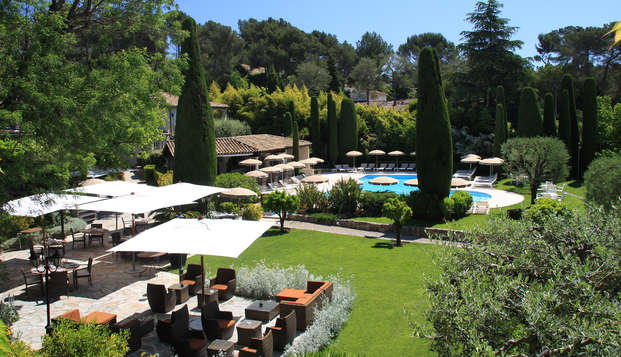 Week-end dans un hôtel de charme à proximité de Cannes