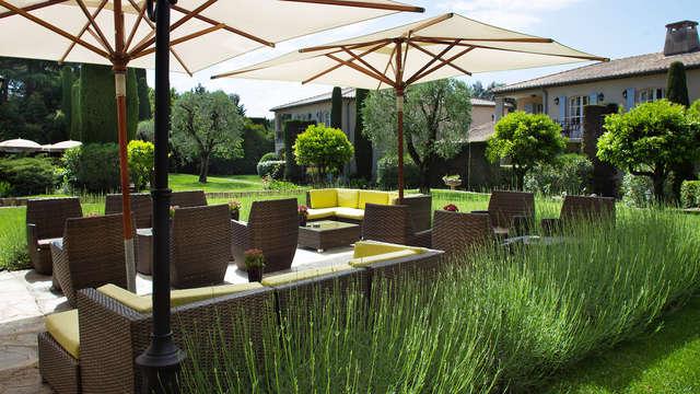 Week-end avec dîner dans un hôtel de charme près de Cannes