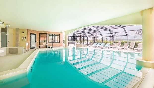 Un hotel excelente en el corazón de la Toscana