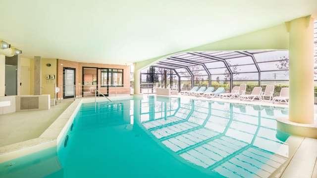Een uitstekend hotel in het hart van het Toscaanse platteland