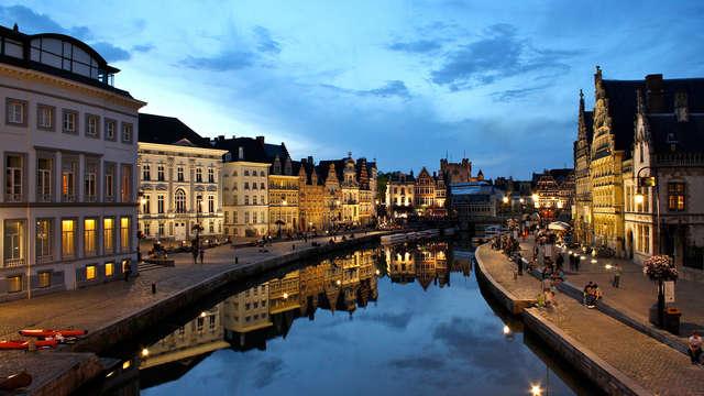 Verken Gent en geniet van een biertje en een tapa (vanaf 2 nachten)