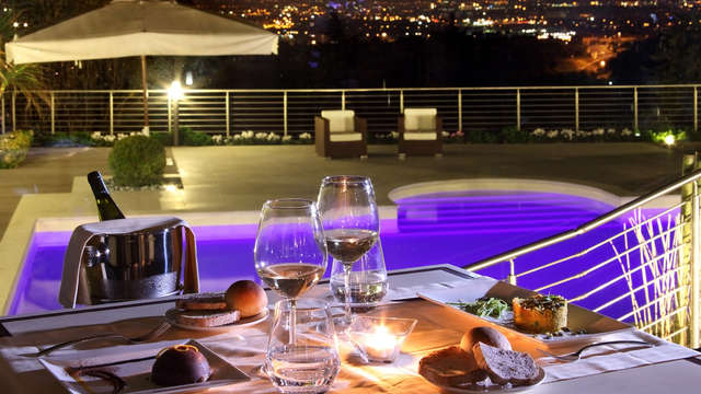 Weekendesk a Frascati: aperitivo, cena degustazione e SPA inclusi!
