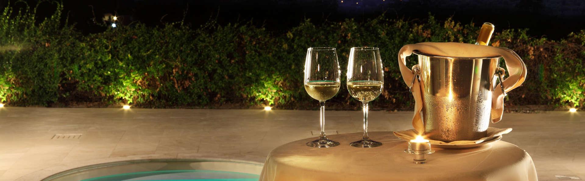 Weekend romantico a Frascati: 2 notti in superior con cena tradizionale in hotel 4*