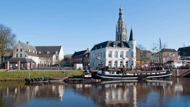Découvrez la ville historique de Breda